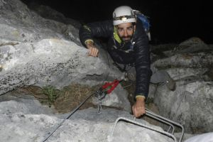 Vía ferrata of Benadalid
