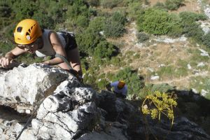 Vía ferrata of Montejaque Malaga